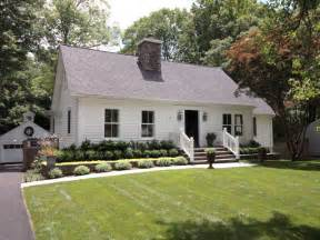 Awnings New York Cape Cod Whole House Renovation