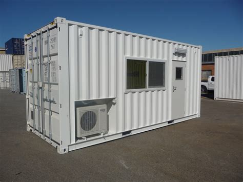 Modified Storage Container by Modified Shipping Containers Perth Custom Storage U