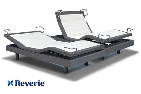 Reverie Bed Frame Dynasty Mattress Reverie 8q Adjustable Bed Base Split Calking In Home Delivery Without Setup