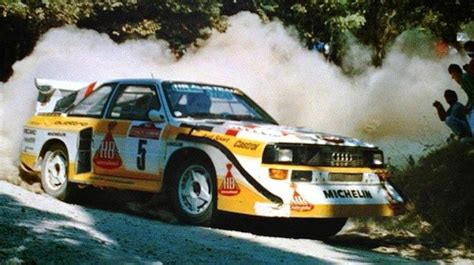 Walter Röhrl Audi by 120 Best Walter R 246 Hrl Images On Rally Car