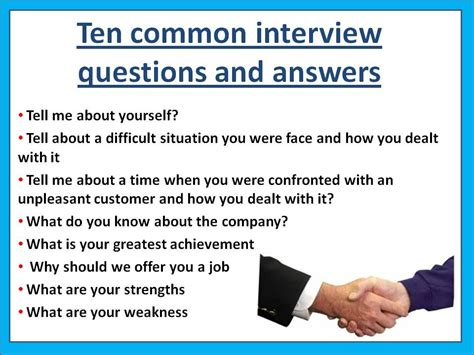 interview tips dos and donts in interview
