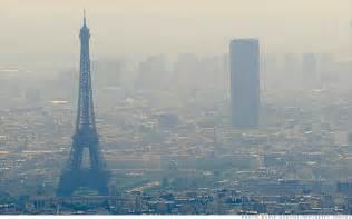 Paris pollution leads to car ban mar 17 2014