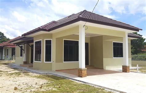 Porch Rumah Moden maka corporation sdn bhd rumah banglo 4 bilik jenis c