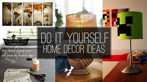 do it yourself home decor 6 do it yourself home d 233 cor ideas