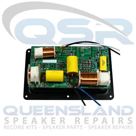Hf Jbl 731 1 2 way crossover bi 1 2 khz suitable for jbl jrx 700 series speakers 183 queensland speaker