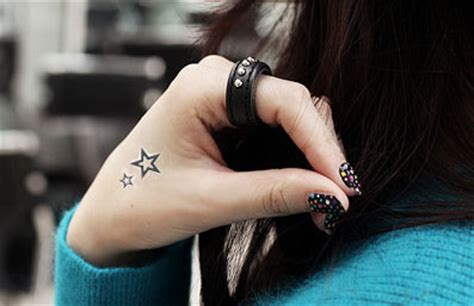 tattoo hand star star tattoos ideas for men and women tattoo collections
