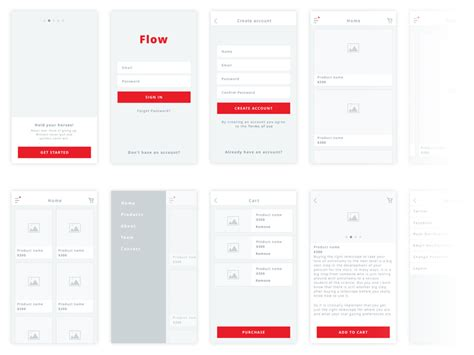 ios wireframe template free wireframe template sketch freebie download free resource for sketch sketch app sources