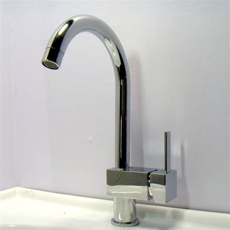 brand new chrome kitchen sink faucet mixer tap k023 ebay