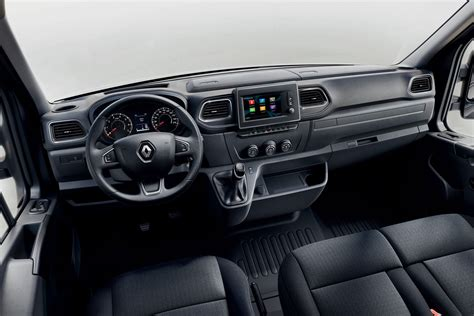 2019 Renault Master by 2019 Renault Master Facelift Details Of New Look