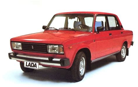 Best selling cars around the globe 30 year old lada remains russia