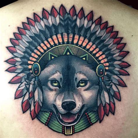 tatouage indien l am 233 rique sur la peau tattoome le