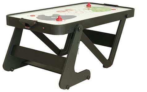 Folding Air Hockey Table Bce 6ft Folding Air Hockey Table