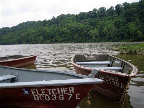 boating in dc fletcher fletchers boat house in washington dc
