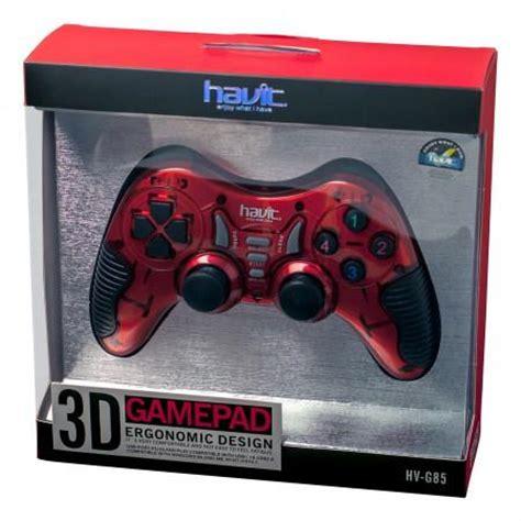Havit Hv G82 Usb 20 Wired 3d Vibration Gamepad Biru havit 3d gaming pad g85 leetpro