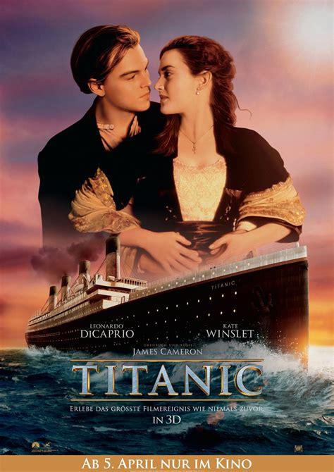 film titanic video film 187 titanic 3d deutsche filmbewertung und
