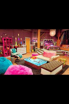 rotating closet icarly bedroom iwant a bedroom like wish list on pinterest modern mansion mansions and ice