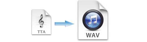 audio format tta tta to wav converter how to convert tta to wav