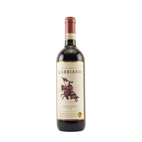 chianti di gabbiano di gabbiano chianti docg 2016 750ml elma wine