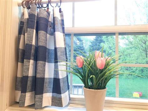 plaid cafe curtains 25 best ideas about plaid curtains on pinterest plaid