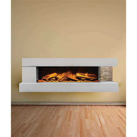 Fireplace Electric Fires by Enigma 3 Leamington Electric