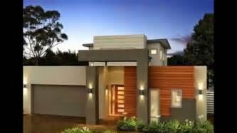 Dise 209 os de fachadas 2015 de viviendas modernas youtube