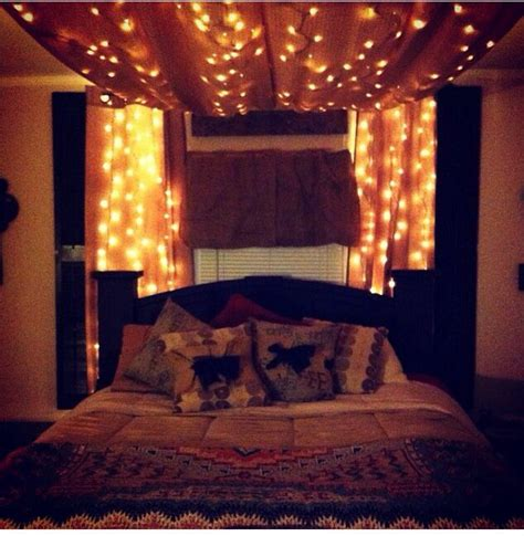 fairy lights for teenage bedrooms 17 best ideas about bed canopy with lights on pinterest