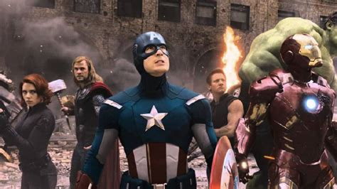 5 of the original avengers get matching tattoos to