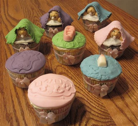 cupcake decorating ideas for baby shower baby shower cupcake decorating ideas images