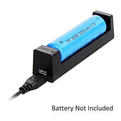Charger Baterai Type 18650 14500 Dan 26650 Slot xtar mc1 portable single slot li ion battery charger for 14500 18650 26650