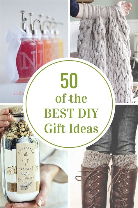 diy projects gifts 50 of the best diy gift ideas the idea room