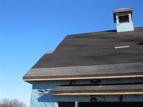 Roof Underlayment Roof Installation Quality Checks For Owner Builders