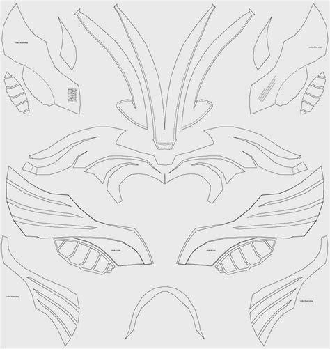 thor helmet template dali lomo thor costume helmet diy last minute build