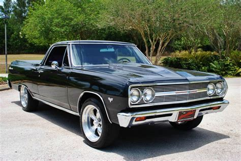 chevrolet el camino for sale tri power 1965 chevrolet el camino vintage for sale