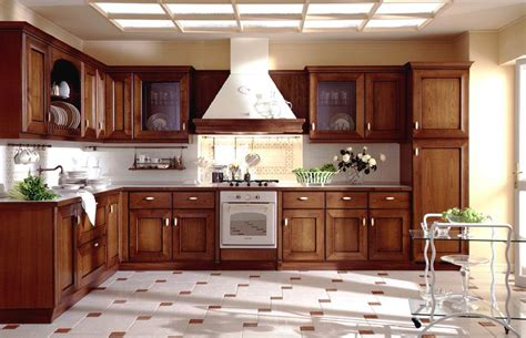 Wooden Kitchen Cabinets 33 Modern Style Cozy Wooden Kitchen Design Ideas