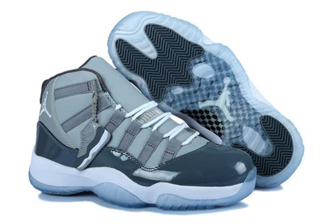 Nike Merqueen Made In Grey 11 nike air jordans air 11 cool grey 46 14