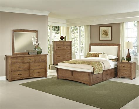 bedroom furniture manufacturers north carolina vaughan bassett transitions bb63 115 casual contemporary