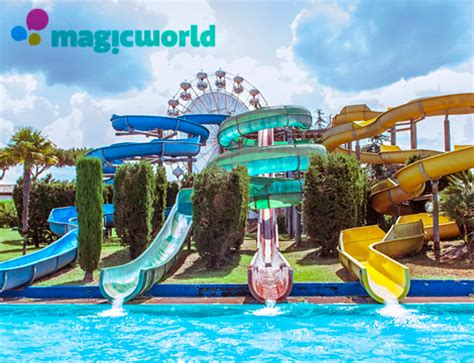 ingresso magic world prezzo offerta tempo libero ingresso a magic world groupalia