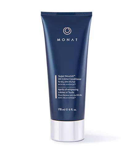 monat super nourish oil creme conditioner monat hair