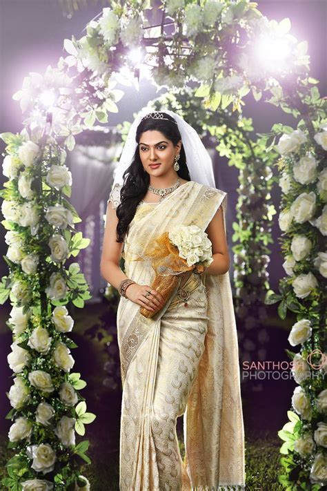 The 540 best Christian Wedding Sarees images on Pinterest