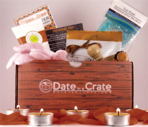 monthly date christmas presents date in a crate bring the back into your relationship today every month without