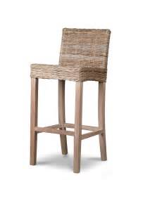 Indoor Wall Garden - bembridge bar stool rattan garden trading