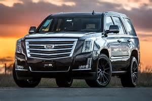 Cadillac Excalade 2015 2017 Cadillac Escalade Hennessey Performance