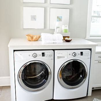 Washer And Dryer Countertop by Silver Washer And Dryer Design Decor Photos Pictures