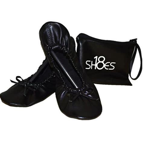 Flat Shoes Travel Camel Classic Original Brand shoes 18 s foldable portable travel ballet flat