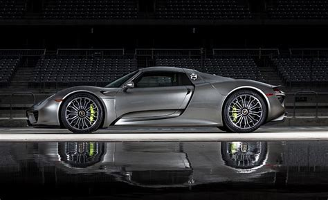 Porsche 918 Car And Driver by The 2015 Porsche 918 Spyder Is The Quickest Road Car In