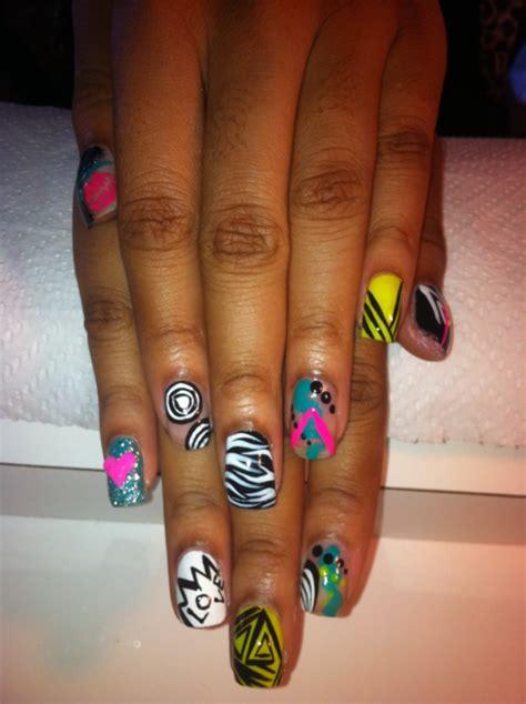 fotos de uñas pintadas y decoradas modelos de u 241 as actuales fotos paperblog