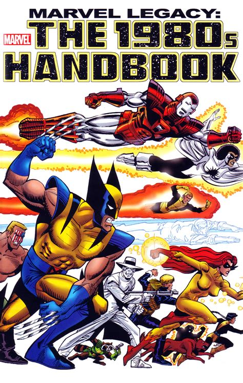 marvel classics comics vol 1 1 marvel database fandom powered by wikia marvel legacy the 1980s handbook vol 1 1 marvel database fandom powered by wikia