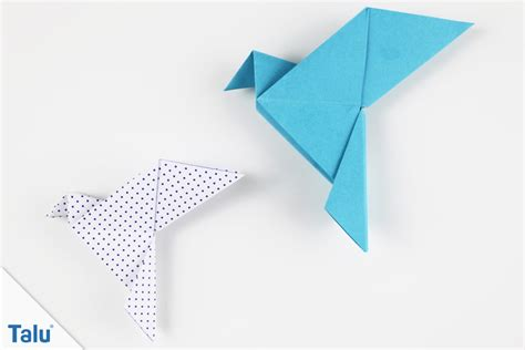Geldscheine Falten Auto Flach by Origami Friedenstaube Basteln Taube Falten Anleitung