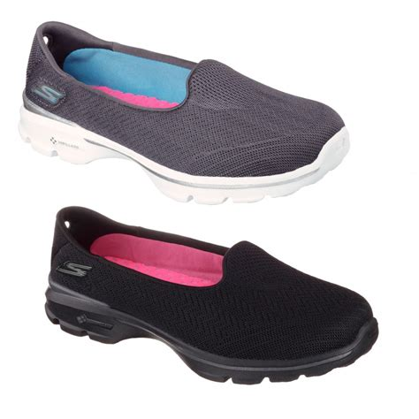 Skechers Memory Foam skechers go walk 3 insight lightweight memory foam