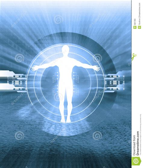 and human technology and human intersection stock photos image 581783